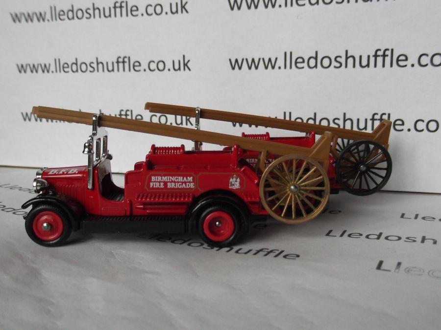 DG12012, Dennis Fire Engine, Birmingham Fire Brigade