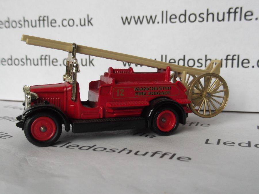 DG12015, Dennis Fire Engine, Manchester Fire Brigade