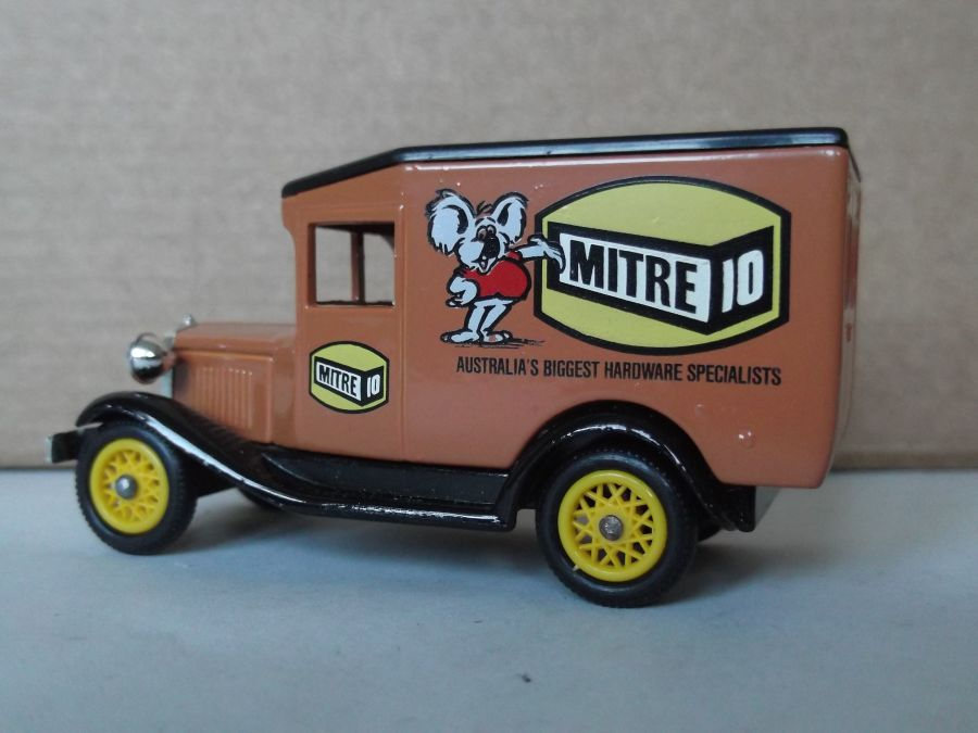 DG13003, Model A Ford Van, Mitre 10