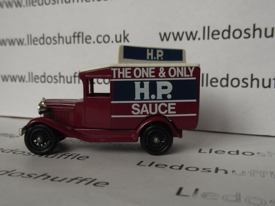 DG13019, Model A Ford Van, HP Sauce