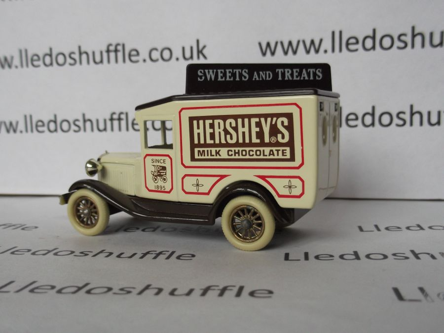 DG13024, Model A Ford Van, Hersheys Sweets & Treats