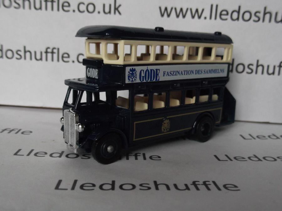 DG15034, AEC Regent Bus, Gode