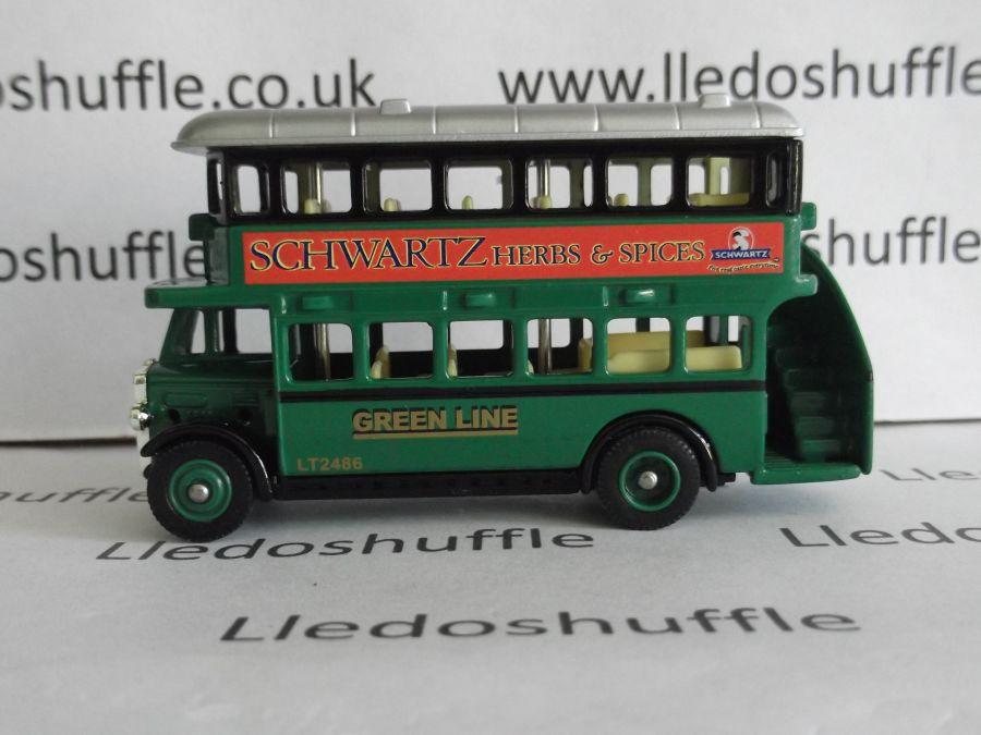 DG15042, AEC Regent Bus, Schwartz Herbs & Spices