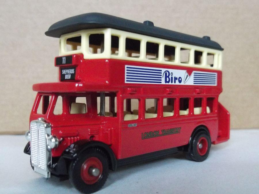 DG15046, AEC Regent Bus, London Transport, Biro