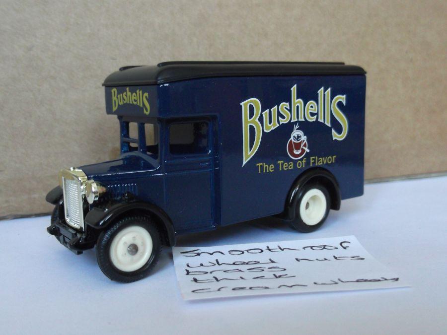 DG16007, Dennis Parcels Van, Bushells Tea