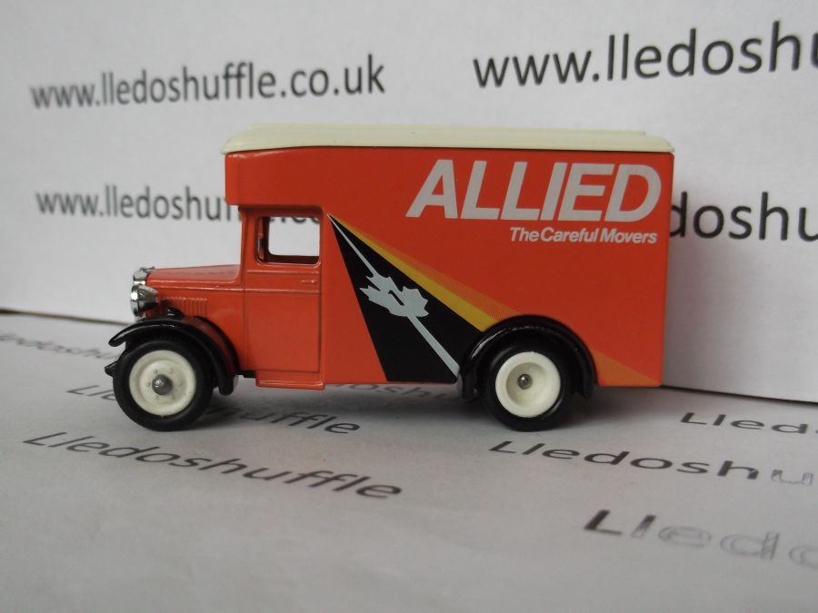 DG16019, Dennis Parcels Van, Allied