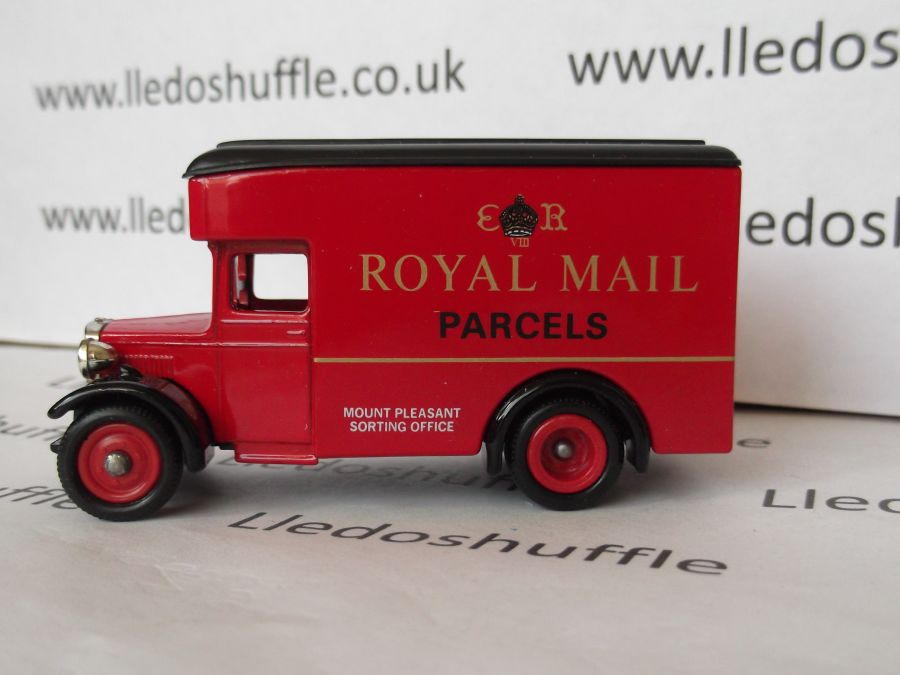 DG16024, Dennis Parcels Van, Royal Mail Parcels, Commemorative Collection