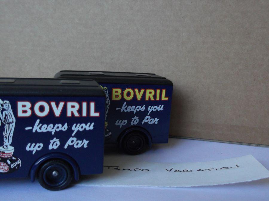 DG16036, Dennis Parcels Van, Bovril