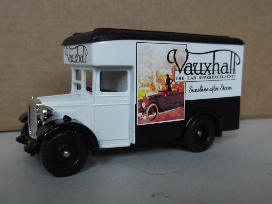 DG16049, Dennis Parcels Van, Vauxhall