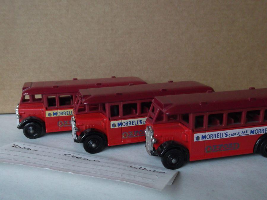 DG17005, AEC Regal Coach, Oxford / Morrells