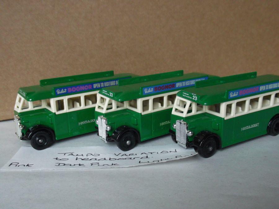 DG17013, AEC Regal Coach, Hants & Dorset / Butlins, Bognor