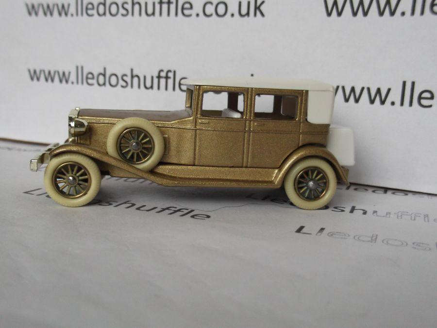 DG19004, Rolls Royce Phantom II Brewster, Gold