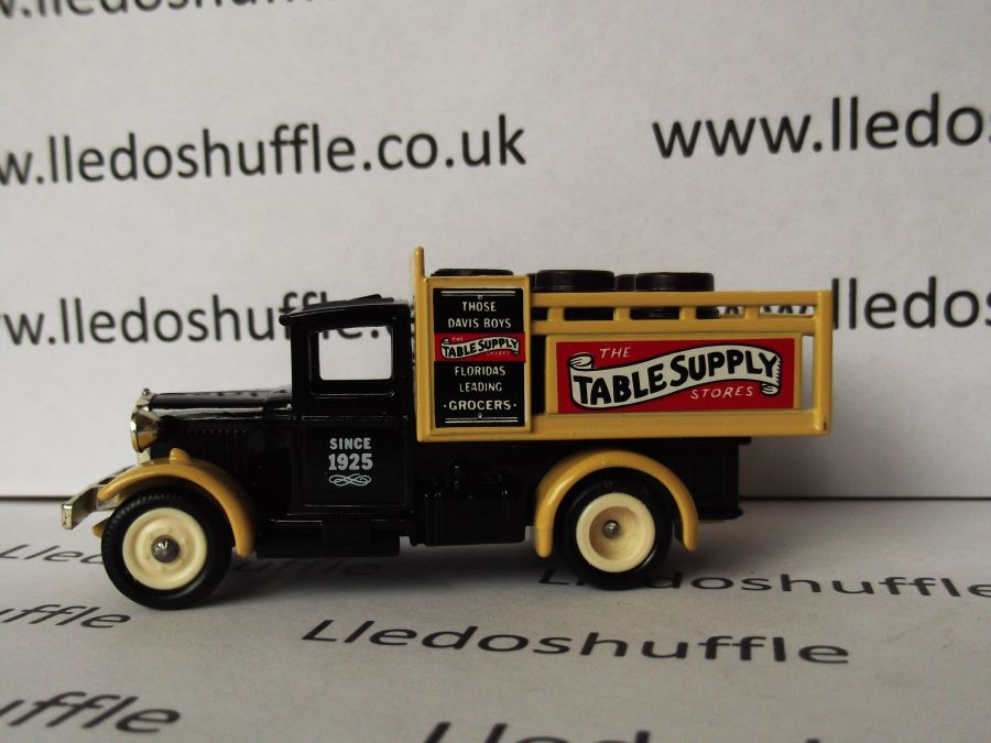 DG20016, Ford Stake Truck, The Table Supply Stores, Winn Dixie