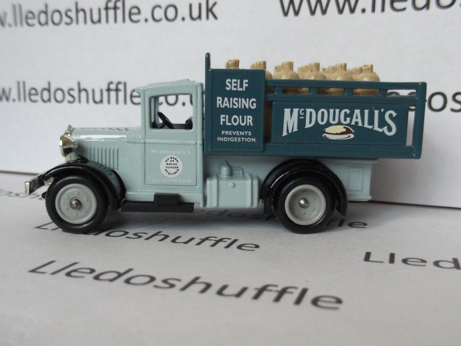 DG20019, Ford Stake Truck, McDougalls Flour