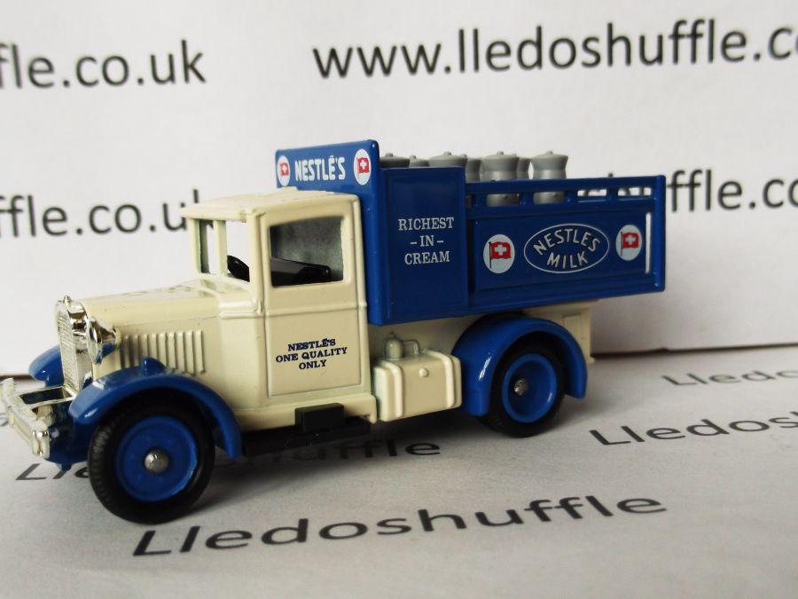 DG20020, Ford Stake Truck, Nestles Milk