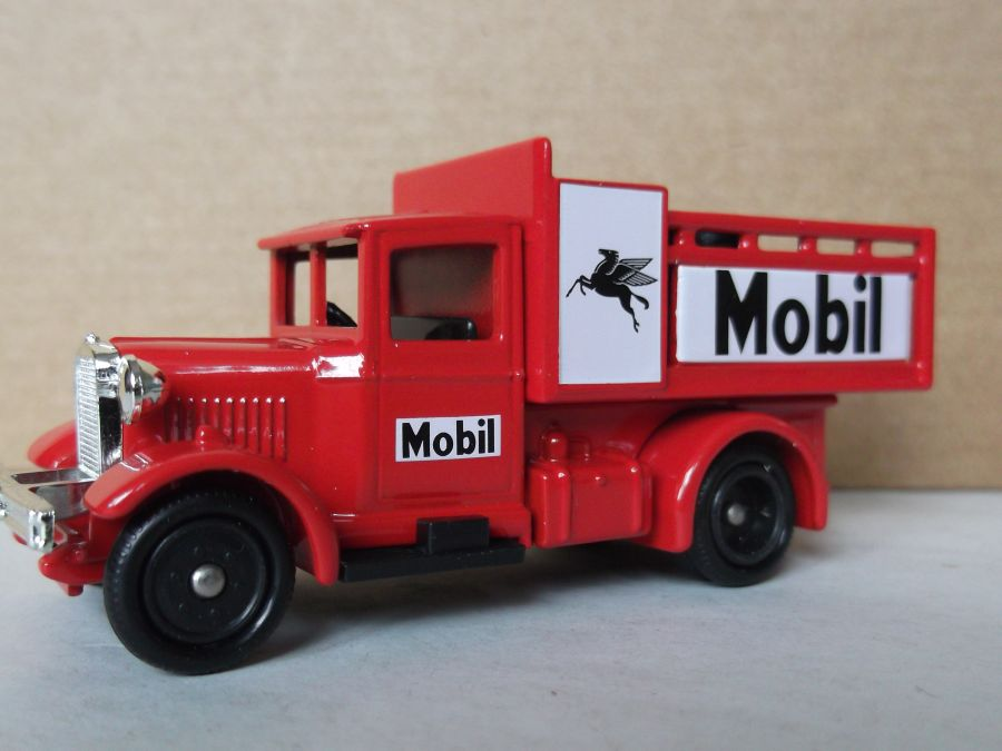 DG20025, Ford Stake Truck, Mobil