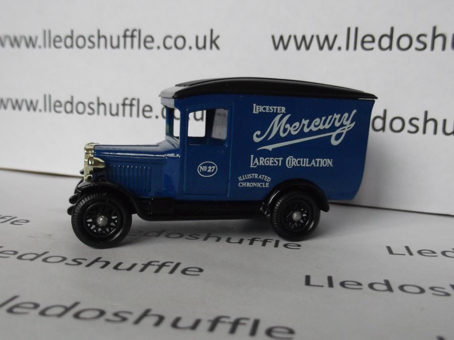 DG21002, Chevrolet Van, Leicester Mercury