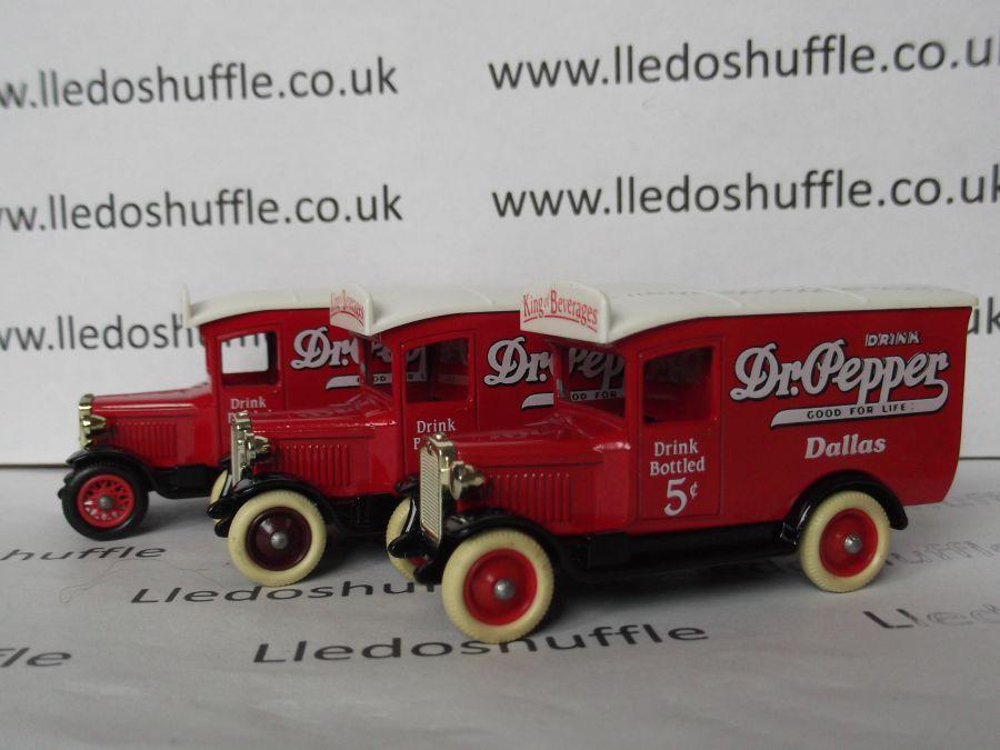 DG21004, Chevrolet Van, Dr Pepper