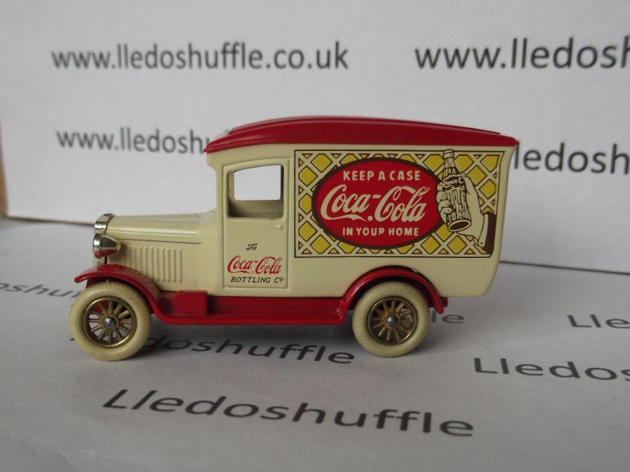 DG21005, Chevrolet Van, Coca Cola