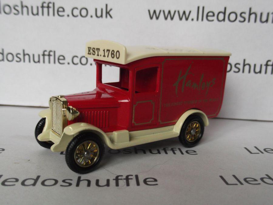 DG21007, Chevrolet Van, Hamleys