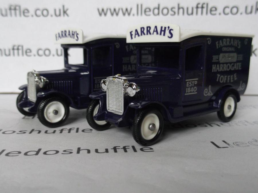 DG21010, Chevrolet Van, Farrahs Harrogate Toffee