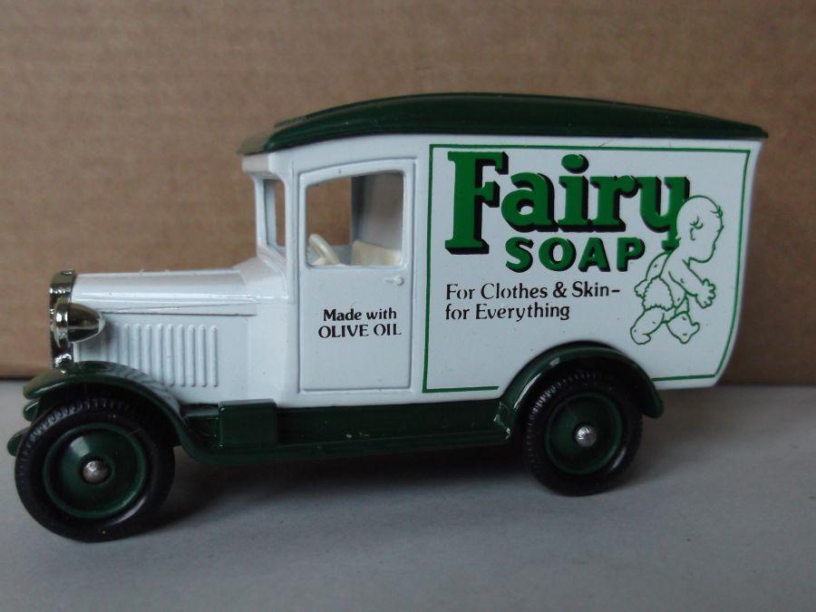DG21028, Chevrolet Van, Fairy Soap