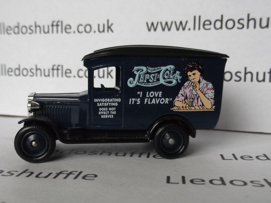 DG21038, Chevrolet Van, Pepsi Cola