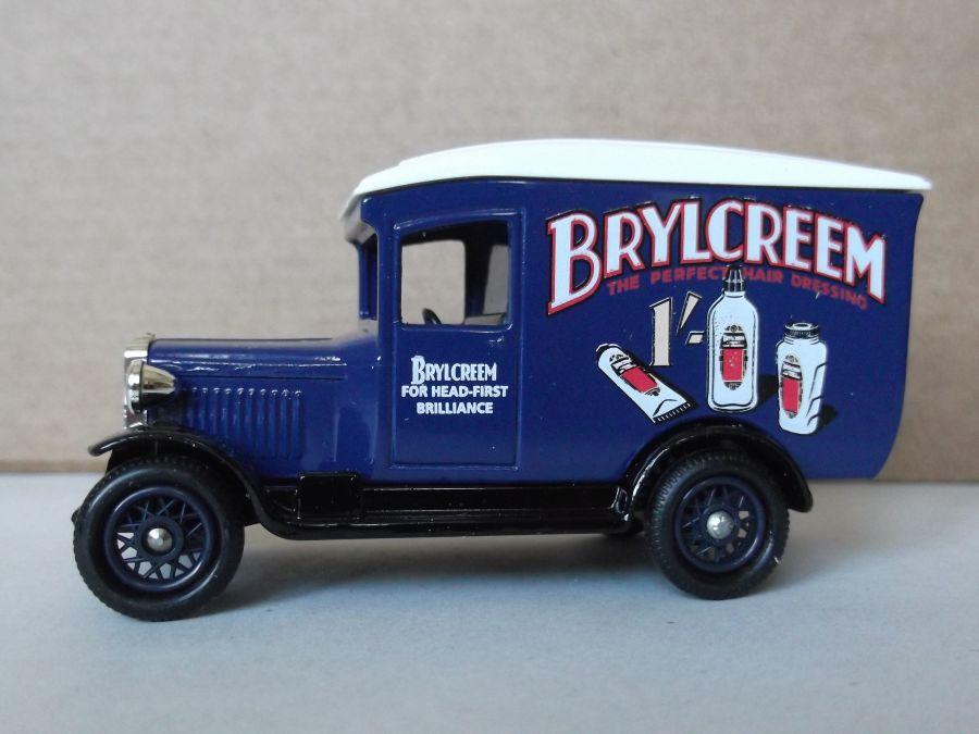DG21050, Chevrolet Van, Brylcreem