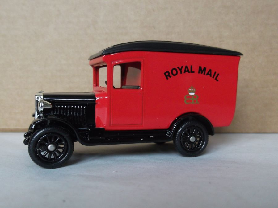 DG21054, Chevrolet Van, Royal Mail