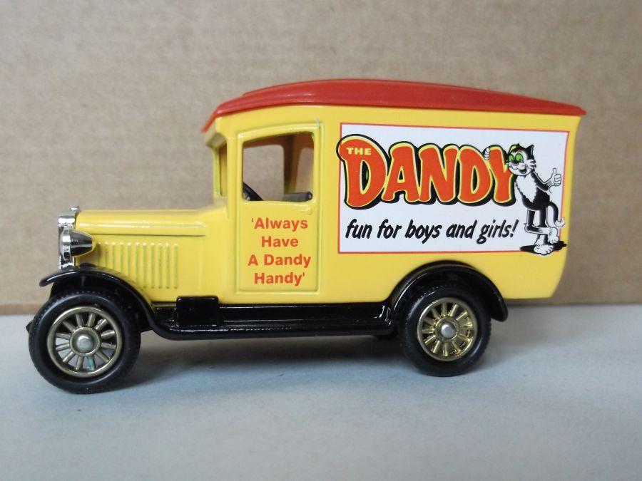 DG21055, Chevrolet Van, The Dandy