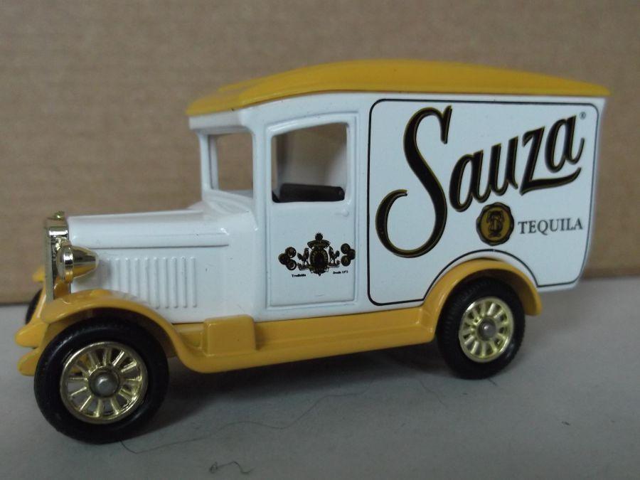 DG21059, Chevrolet Van, Sauza Tequila