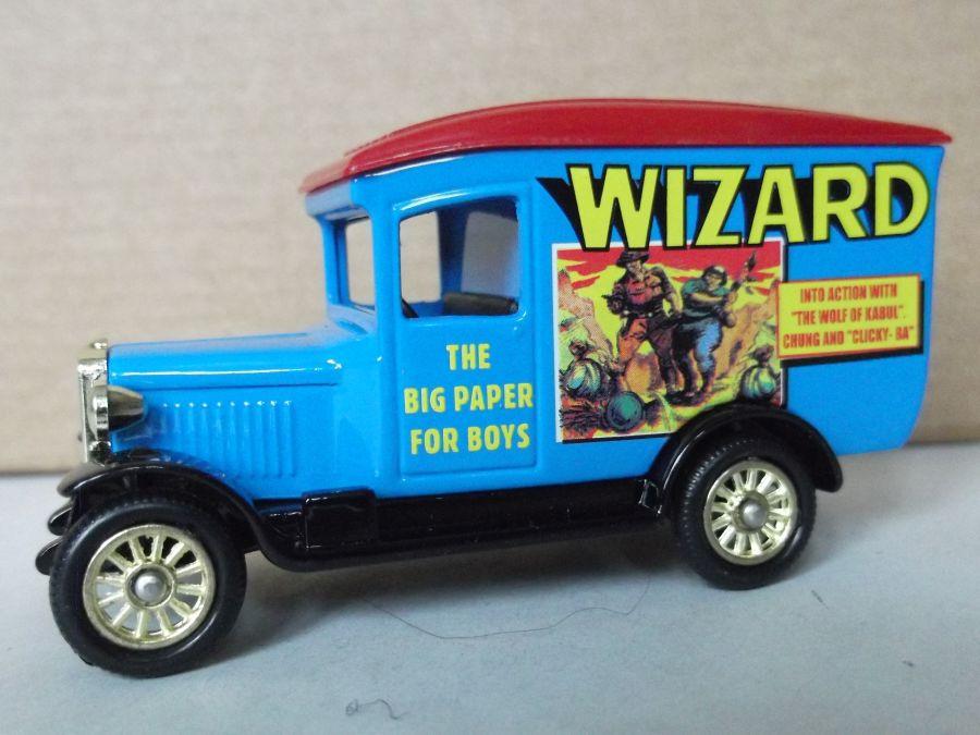 DG21060, Chevrolet Van, The Wizard