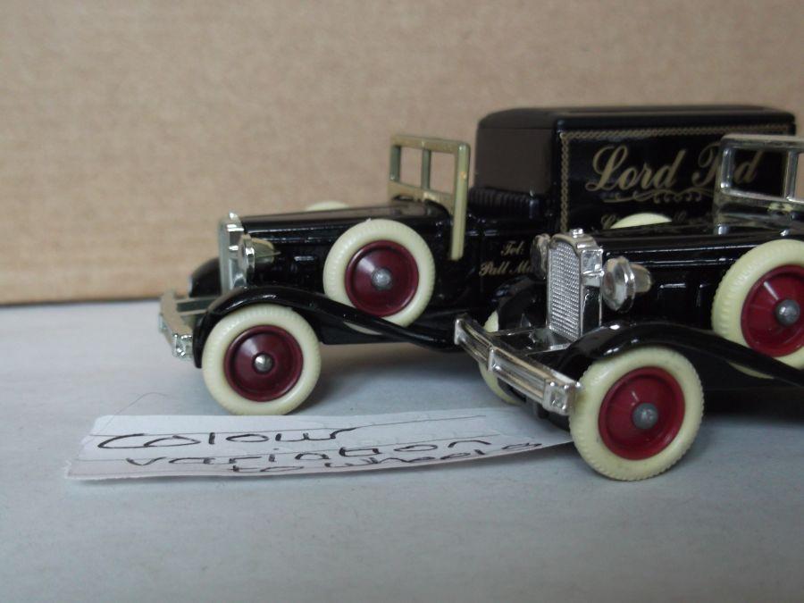 DG22001, Packard Town Van, Lord Ted Cigars