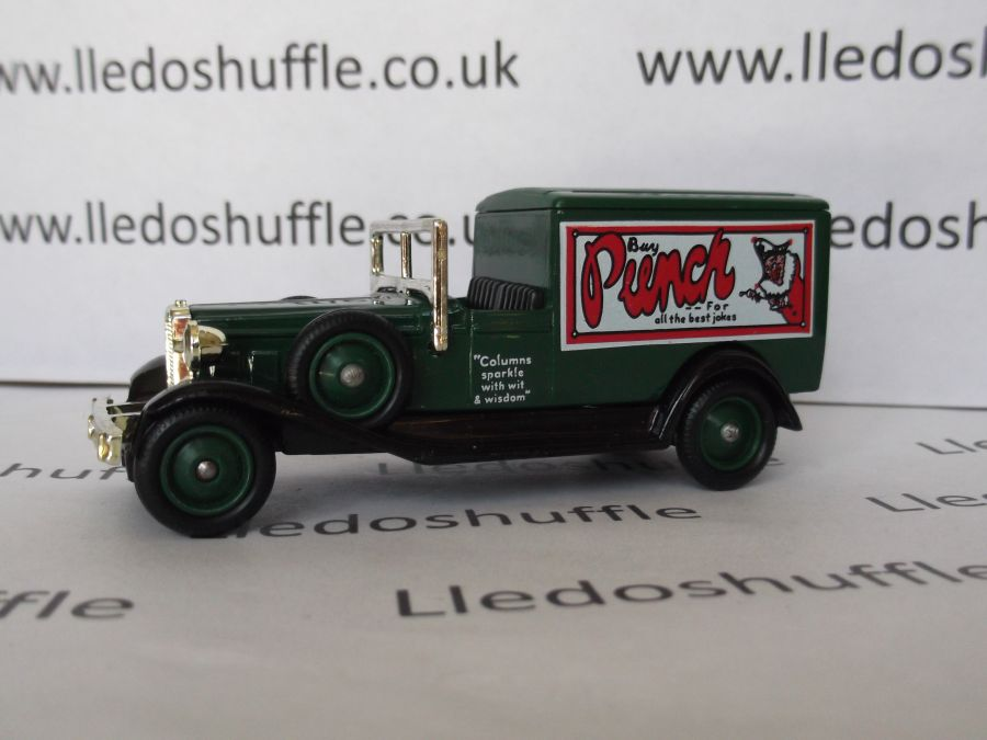 DG22012, Packard Town Van, Punch Magazine