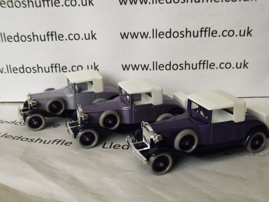 DG24001a, Rolls Royce Playboy Brewster, Lilac