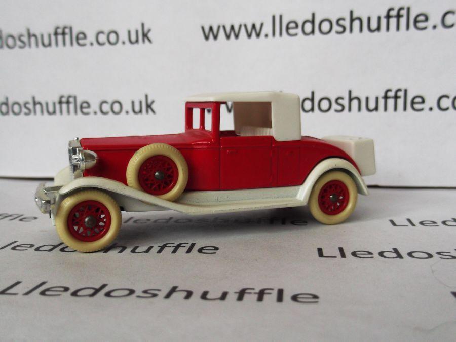 DG24003, Rolls Royce Playboy Brewster, Red