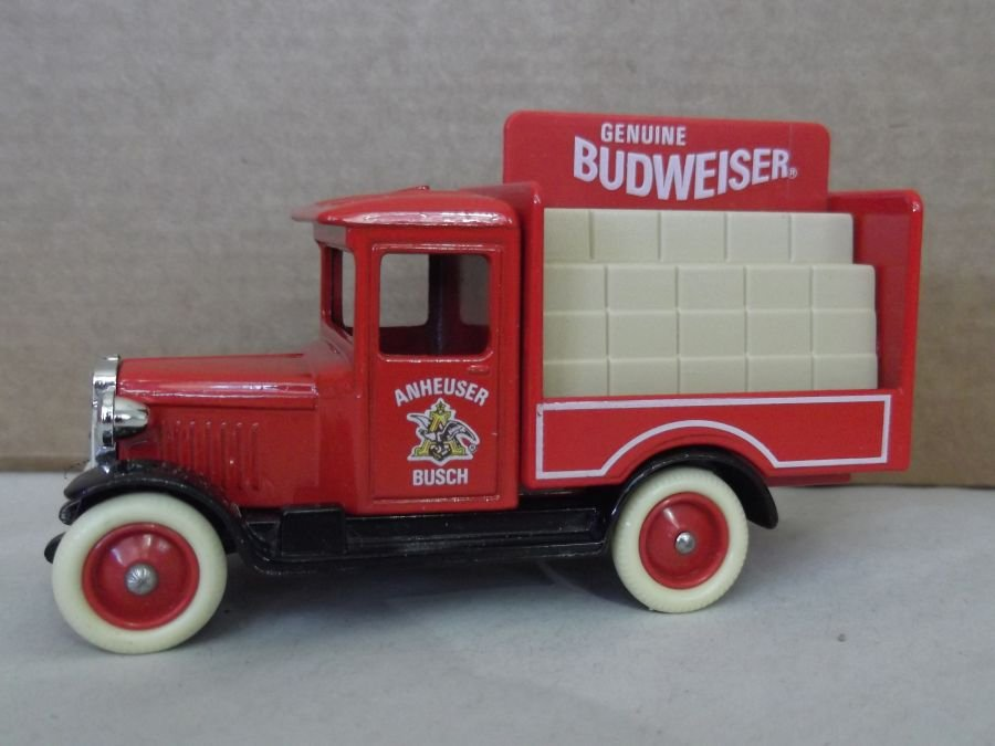 DG26003, Chevrolet Delivery Vehicle, Budweiser