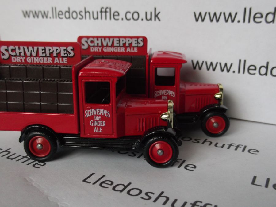 DG26008, Chevrolet Delivery Vehicle, Schweppes Dry Ginger Ale