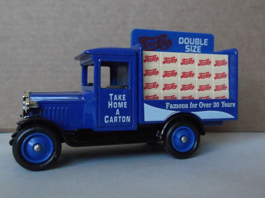DG26012, Chevrolet Delivery Vehicle, Pepsi Cola