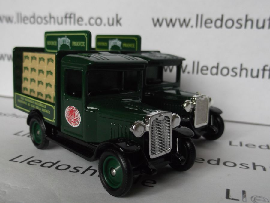 DG26013, Chevrolet Delivery Vehicle, Perrier Water