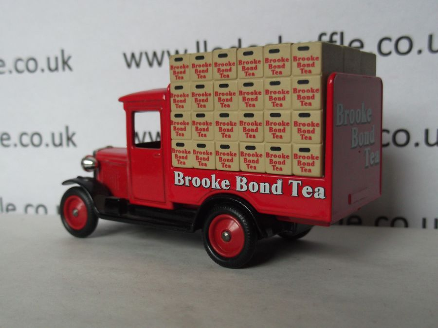 DG26014, Chevrolet Delivery Vehicle, Brooke Bond Tea