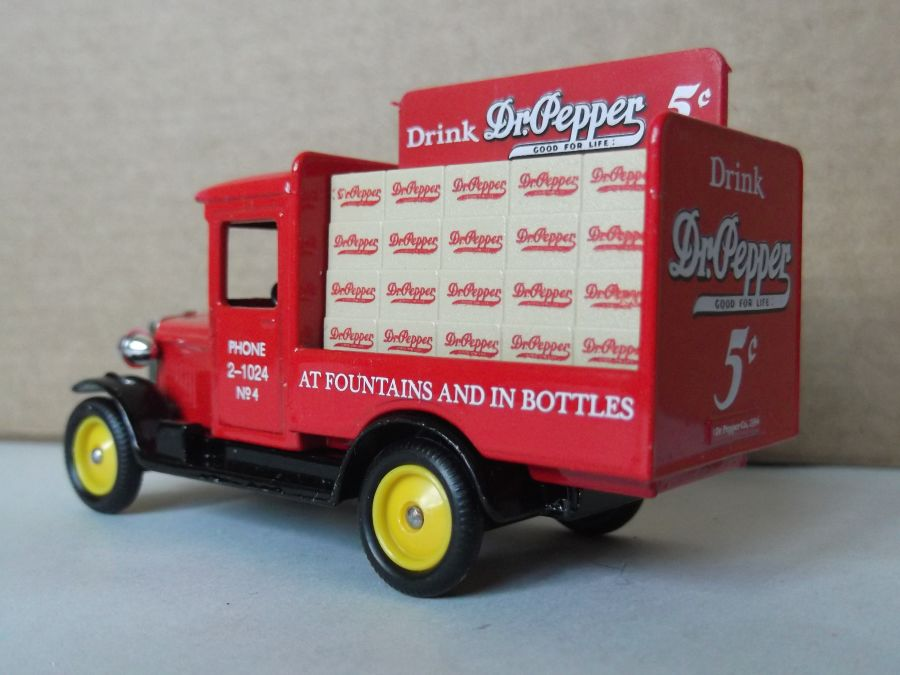 DG26015, Chevrolet Delivery Vehicle, Dr Pepper
