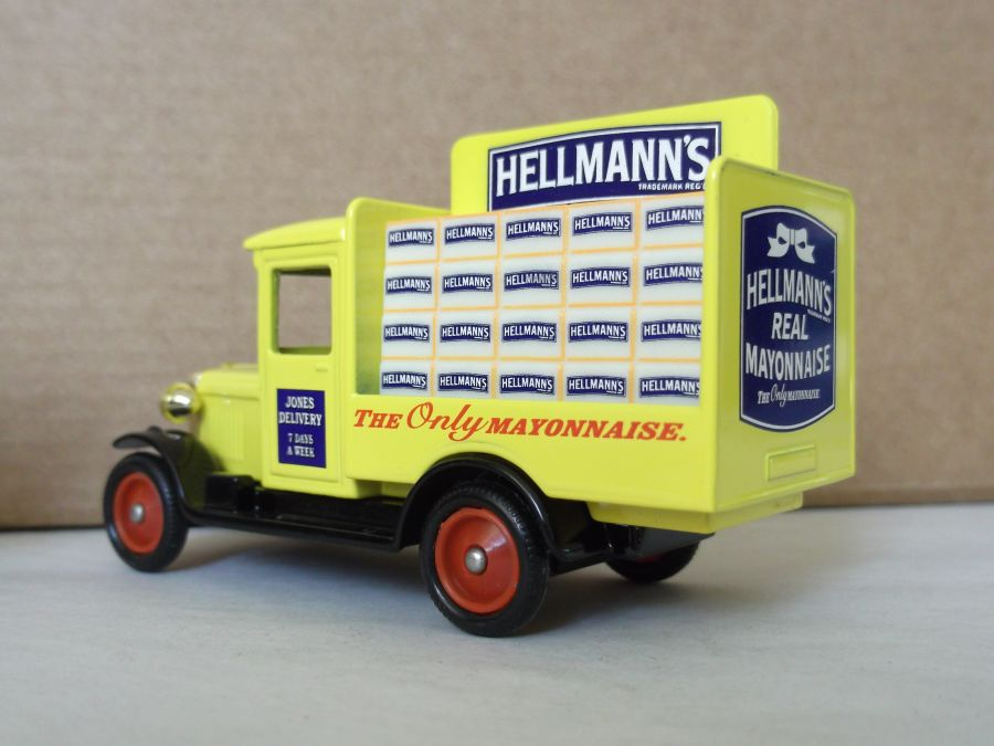 DG26019, Chevrolet Delivery Vehicle, Hellmann's Mayonnaise