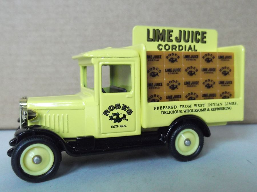 DG26021, Chevrolet Delivery Vehicle, Roses Lime Juice
