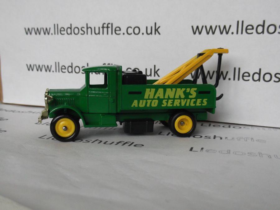 DG27001, Mack Breakdown Truck, Hanks Auto Services