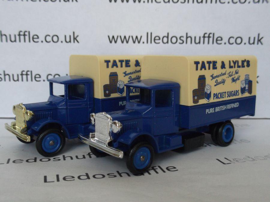 DG28001, Mack Canvas Back Truck, Tate & Lyle