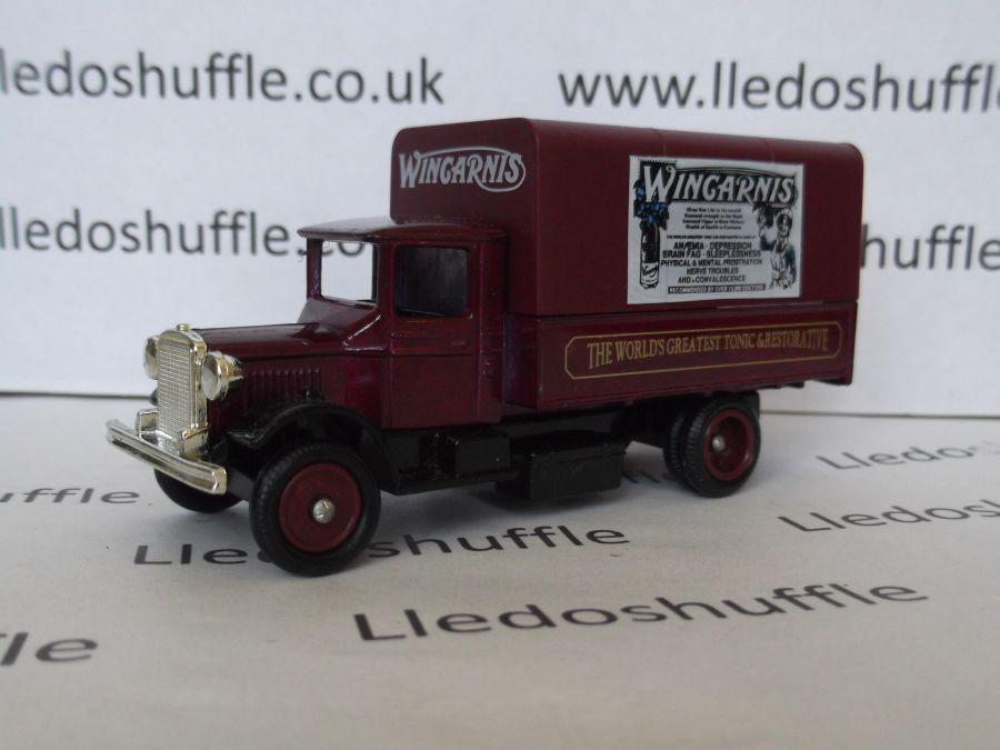 DG28023, Mack Canvas Back Truck, Wincarnis Tonic