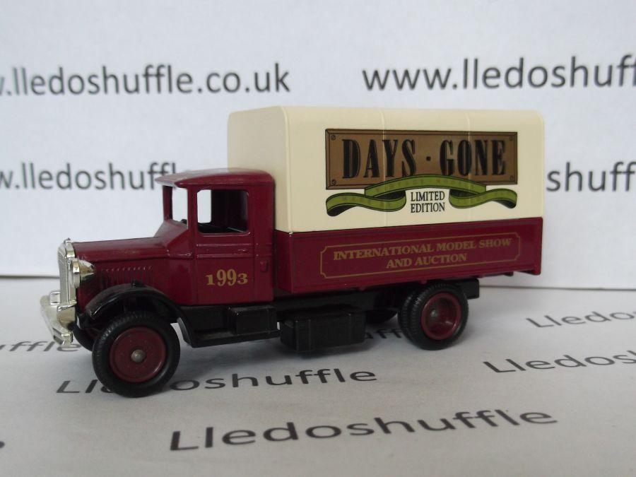 DG28031, Mack Canvas Back Truck, Wroughton Show '93