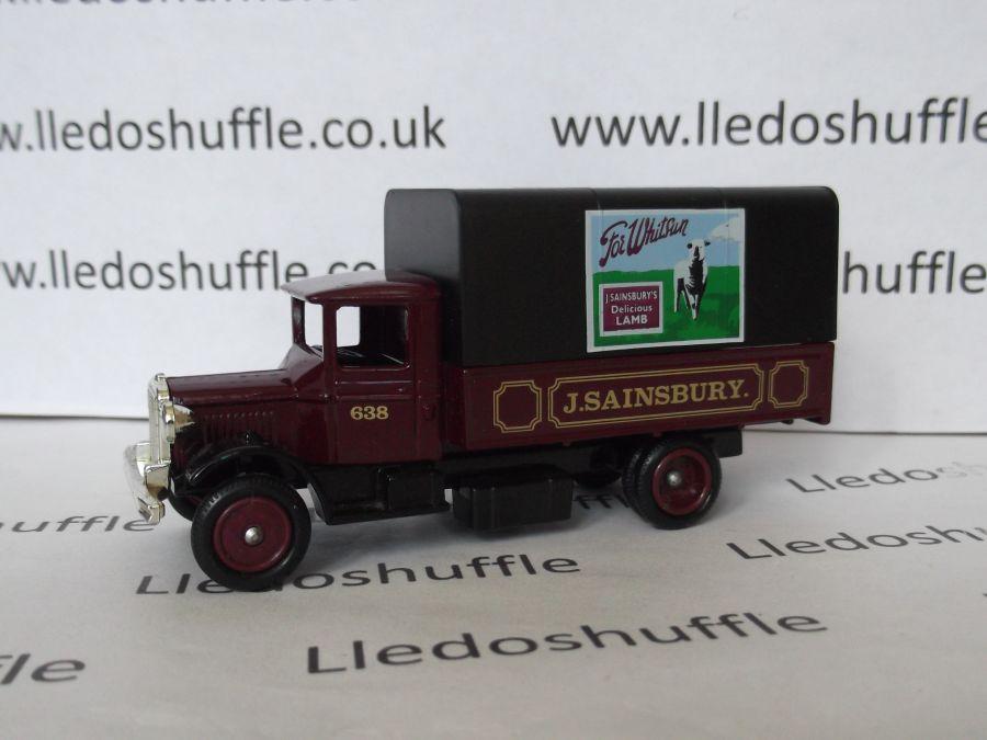 DG28032, Mack Canvas Back Truck, Sainsburys Lamb