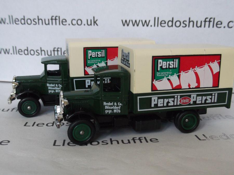 DG28035, Mack Canvas Back Truck, Persil Soap Powder